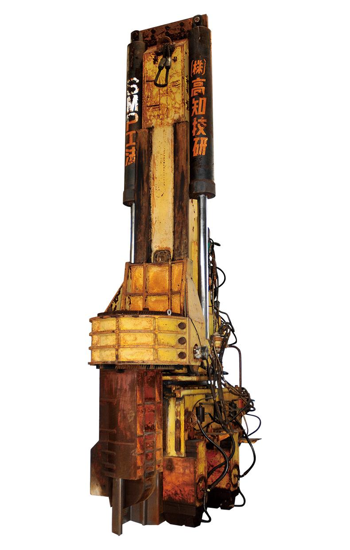 サイレントパイラー1号機-KGK-100A型